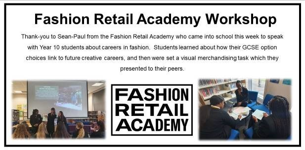 Fashion academy workshop