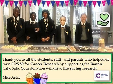 Barton fundraising