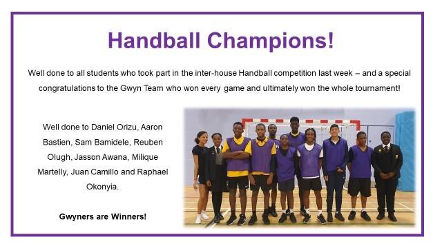 Handball champions