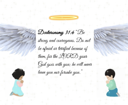 Decorated Bible Verse