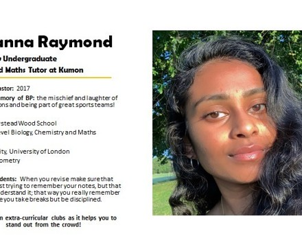 Rohanna raymond