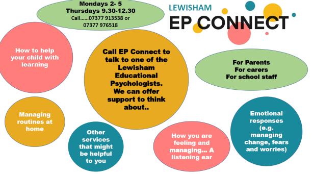 Lewisham EP Connect