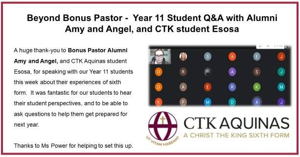 CTK Q and A