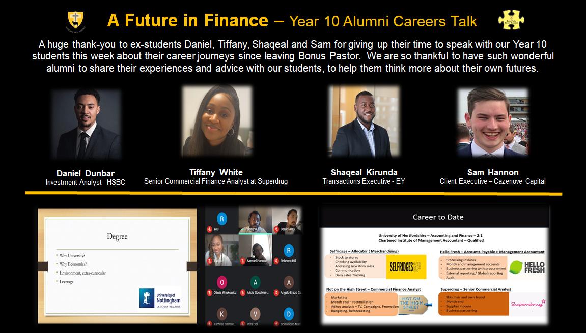 A Future in Finance