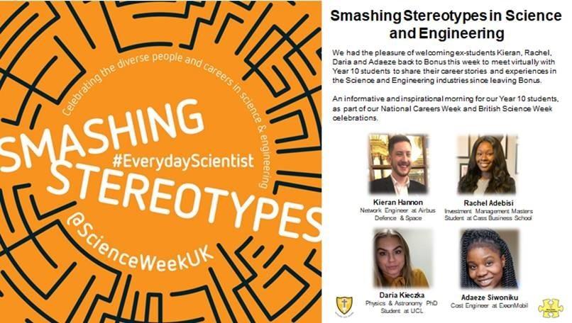 Smashing Sterotypes