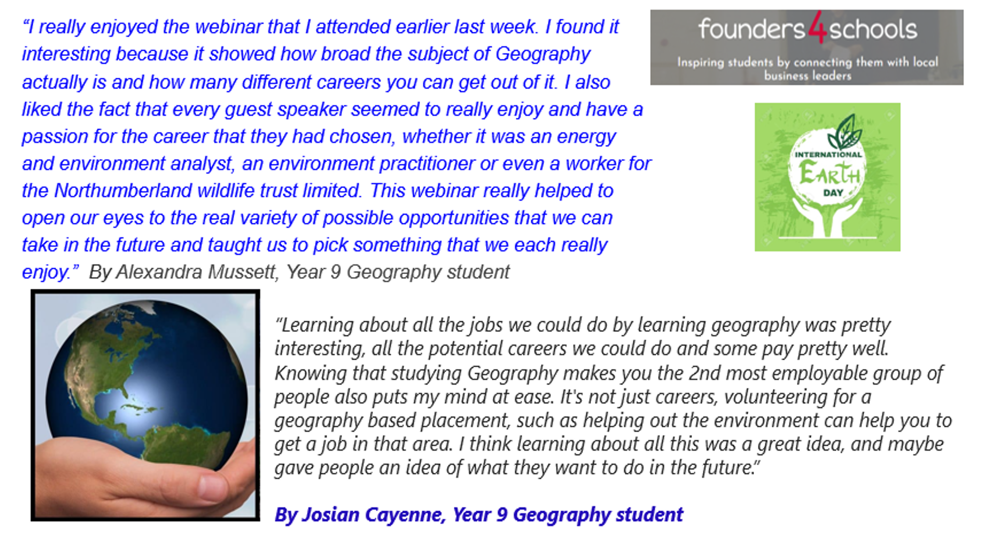Geography Careers 3