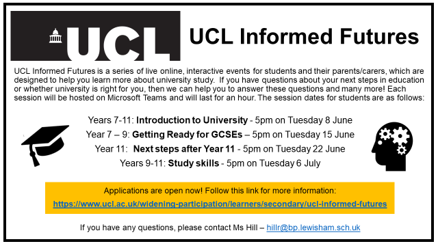 UCL Informed Futures