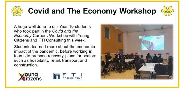 Covid and the Economy Workshop