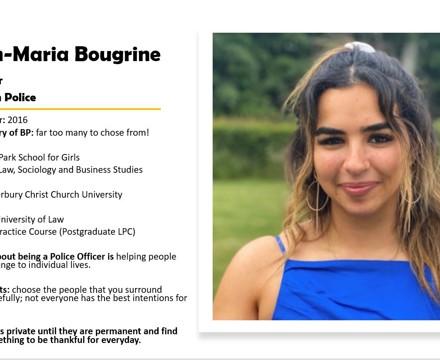 Yasmin Maria Bougrine