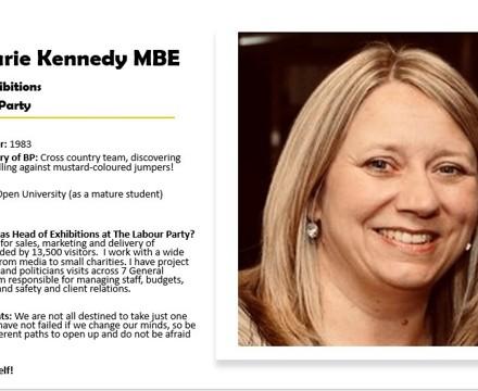 Ann kennedy mbe