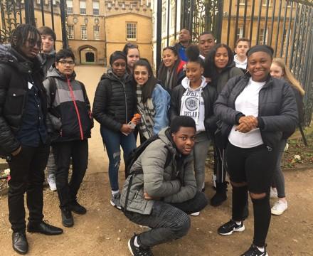 Year 10 Catalyst Oxford trip 3