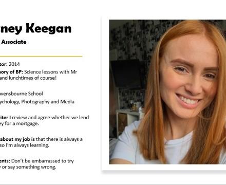 Courtney keegan
