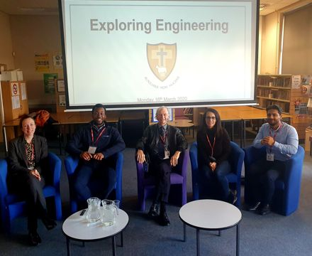 Exploring Engineering   March 2020