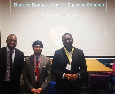 Year 11 Success Seminar