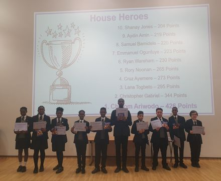 Autumn House Heroes