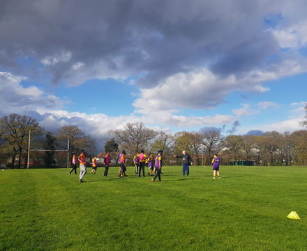 Inter House Rugby