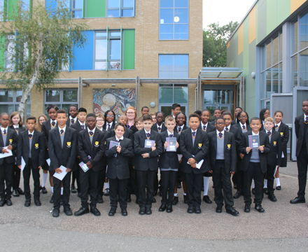 Year 7 First Day